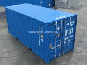 20ft Container, neu