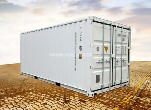 20 Fuss Box Seecontainer, neu