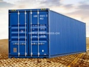 40' High Cube Box Seecontainer