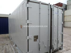 20' Kühlcontainer, gebraucht