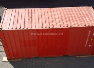 20' Shipping Container, used