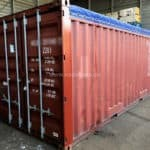 20' Open Top Container, gebraucht