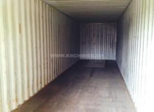40ft Container, gebraucht