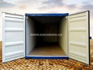 20' Open Top Seecontainer, neu/neuwertig