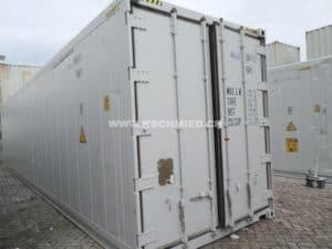 40' High Cube Kühlcontainer, gebraucht