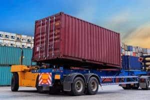 Container Auflad