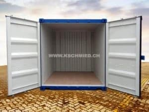 10 Fuss Container (Seecontainer Qualität)