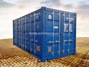 20 Fuss All Side Access Container
