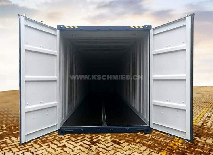 45′ High Cube PalIet Wide - Seecontainer
