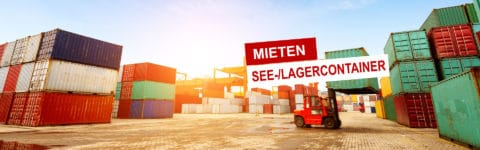 CONTAINER - MIETE