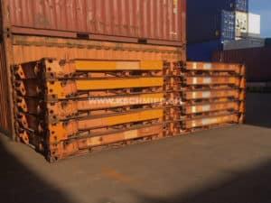 20' FlatRack Container