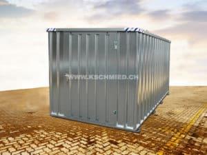 Schnellbaucontainer, 3x2m, 1-flügelig