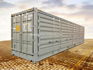 40 Fuss High Cube Side Door Seecontainer, neu/neuwertig