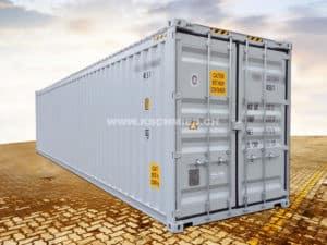 40 Fuss High Cube OPEN TOP Seecontainer, neu/neuwertig