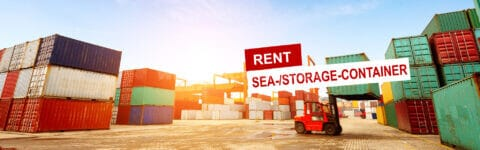 CONTAINER - RENTAL