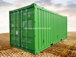 20' Hard Top Seecontainer, NEU/neuwertig