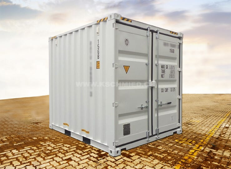 10Fuss_HighCube_Container