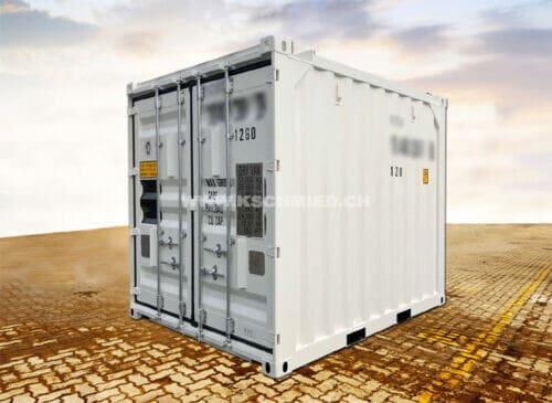 10' Offshore Container, neu, Stahlboden
