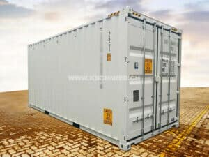 20' High Cube Seecontainer für Möbelspeditionen, NEU