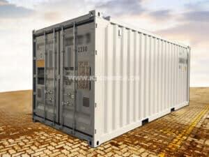 20' Offshore Container, neu, Stahlboden