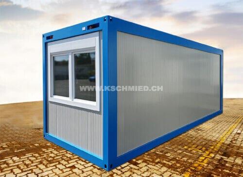 20' Bürocontainer, NEU