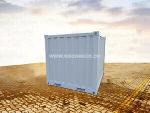 5.7 Fuss Lagercontainer