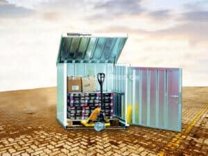 Magazinbox MB4, ohne Boden